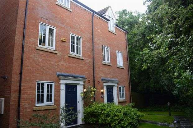 4 Bedrooms Semi Detached House for rent in Ladymead Close, West Hunsbury, Northampton NN4 9SE