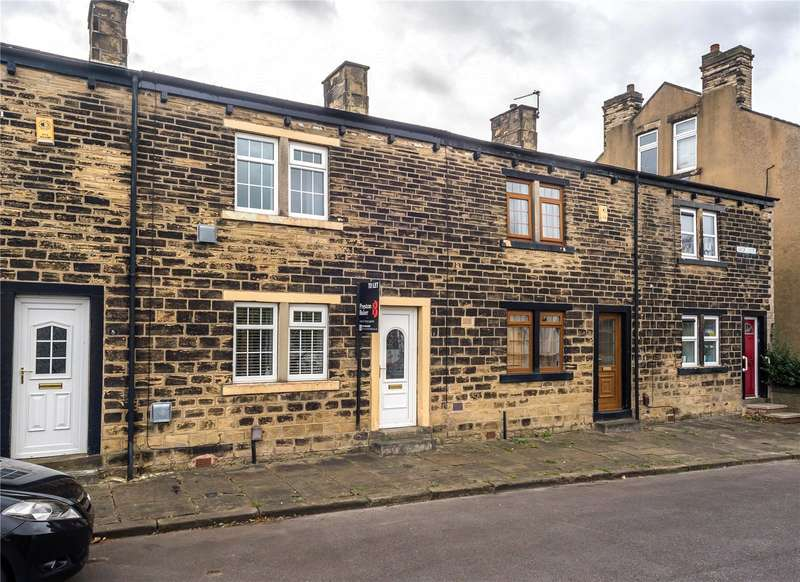 2 Bedrooms Terraced House for sale in Back Lane, Bramley, Leeds, West Yorkshire, LS13
