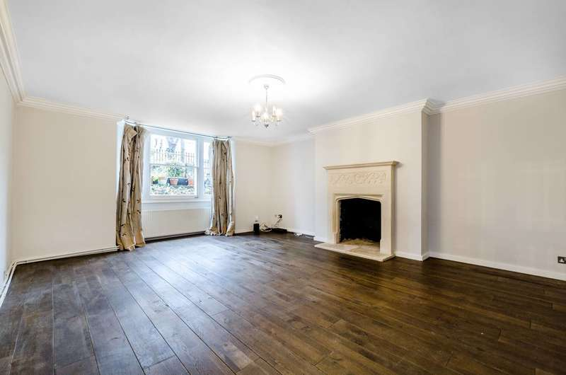 2 Bedrooms Flat for sale in Thurlow Road, Hampstead, NW3