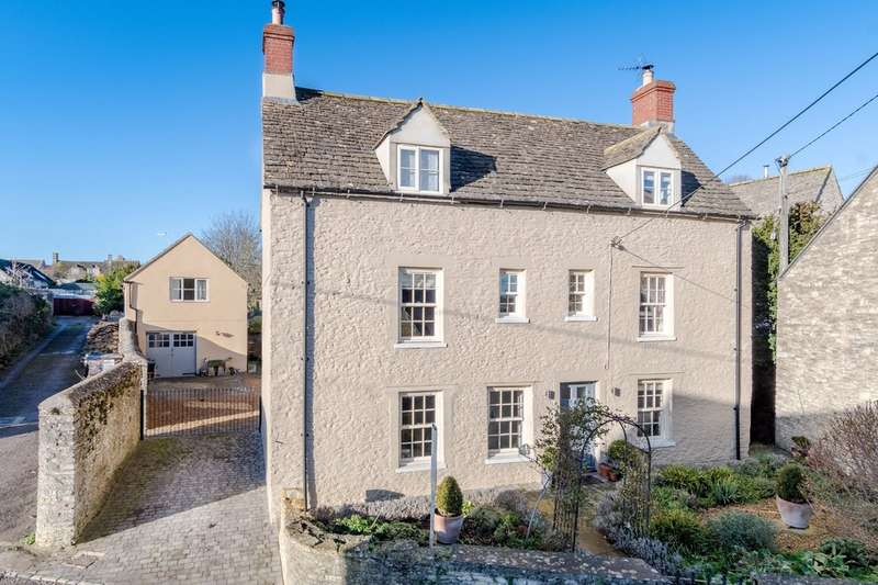 4 Bedrooms Detached House for sale in Sherston, Malmesbury