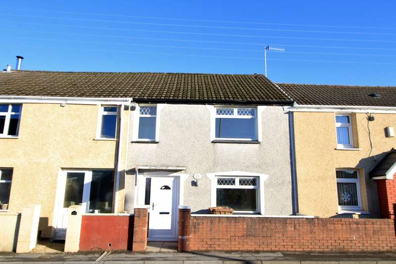 3 Bedrooms Terraced House for sale in Hengoed Road, Penpedairheol, HENGOED, CF82