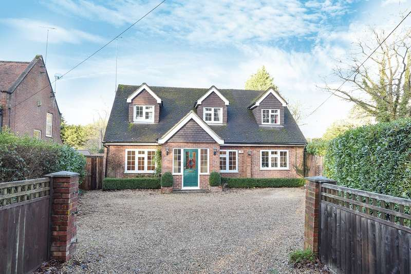 4 Bedrooms Detached House for sale in Nine Mile Ride, Finchampstead, Wokingham, RG40