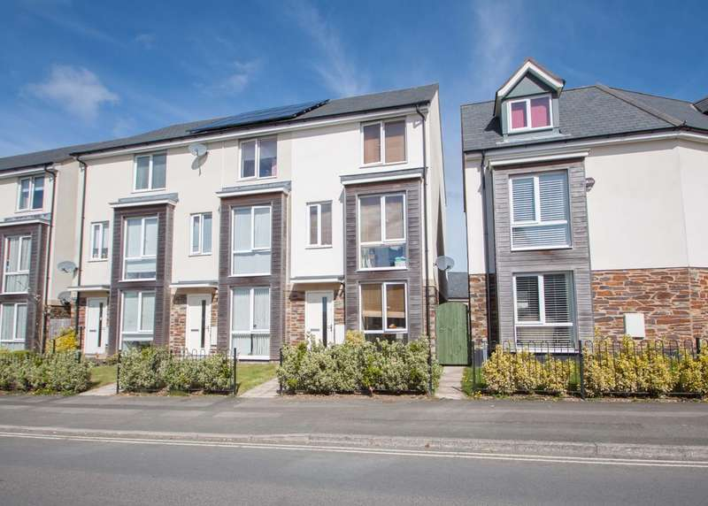 4 Bedrooms End Of Terrace House for sale in Widewell, Plymouth
