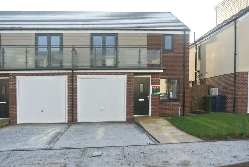 3 Bedrooms Apartment Flat for rent in (plot 65), Osprey Walk, Newcastle Upon Tyne
