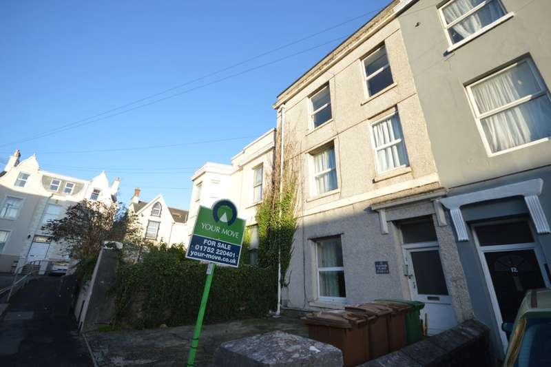 2 Bedrooms Flat for sale in Radnor Place, Plymouth, PL4