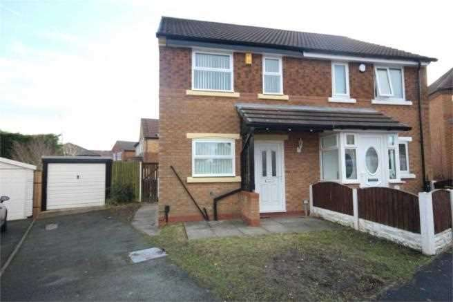 2 Bedrooms Semi Detached House for rent in Cotterdale Close, St Helens