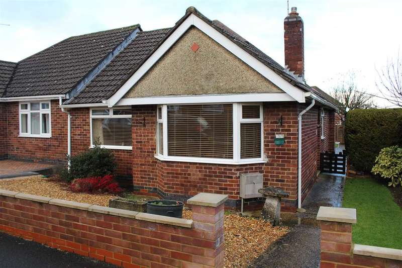 2 Bedrooms Bungalow for rent in Banbury Close, Lawn, Swindon