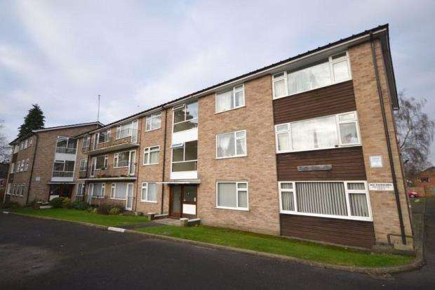 2 Bedrooms Apartment Flat for sale in Minster Court, 1 York Road, Camberley