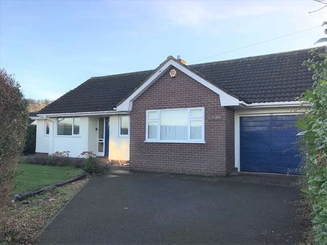 2 Bedrooms Detached Bungalow for sale in Turnpike, Honiton