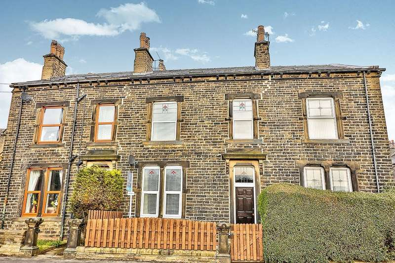 5 Bedrooms Terraced House for sale in Acre Villas, Hebden Bridge, HX7