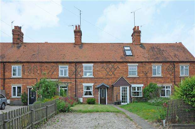 2 Bedrooms Cottage House for sale in High Street, Steventon, ABINGDON, Oxfordshire, OX13 6RS