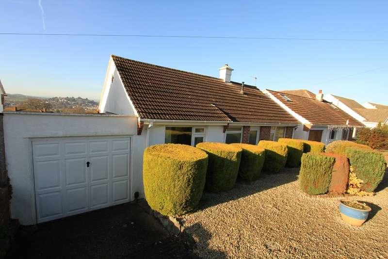 2 Bedrooms Detached Bungalow for sale in Haytor Grove, Newton Abbot, Devon