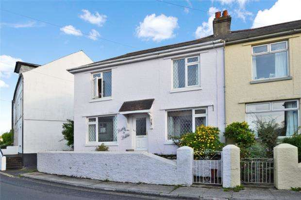 3 Bedrooms Semi Detached House for sale in Drew Street, Brixham, Devon