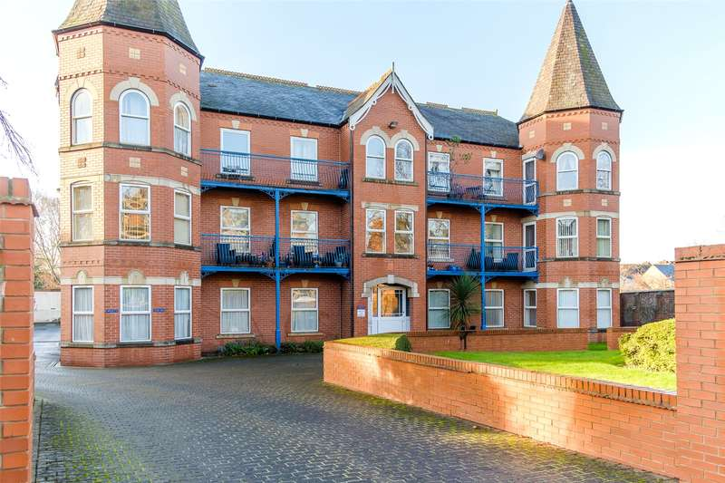 2 Bedrooms Flat for sale in Auckland Grange, Auckland Road, Doncaster, DN2
