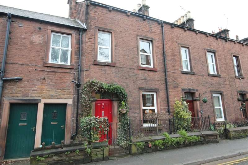 3 Bedrooms Town House for sale in CA11 7QR Bath Terrace, Penrith, Cumbria