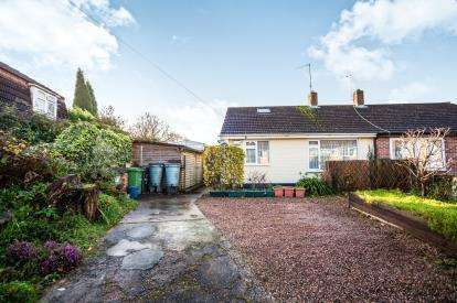 2 Bedrooms Bungalow for sale in Heathfield, Newton Abbot, Devon