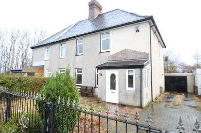 3 Bedrooms Semi Detached House for sale in Robroyston Road, Glasgow
