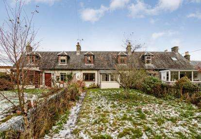 3 Bedrooms Terraced House for sale in Kennet Cottages, Alloa
