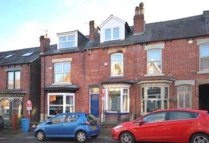 4 Bedrooms Terraced House for sale in Ranby Road, Sheffield, South Yorkshire