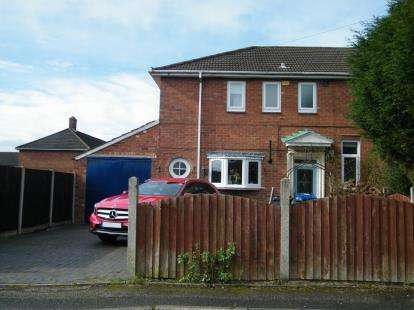 3 Bedrooms Semi Detached House for sale in Bells Lane, Burntwood