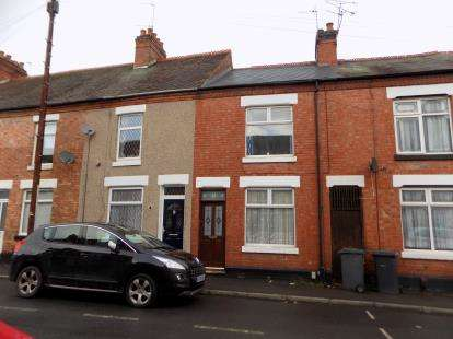 3 Bedrooms Terraced House for sale in Willington Street, Nuneaton, Warwickshire, .