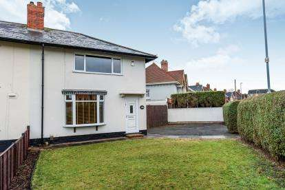 2 Bedrooms Semi Detached House for sale in Guild Avenue, Walsall, West Midlands
