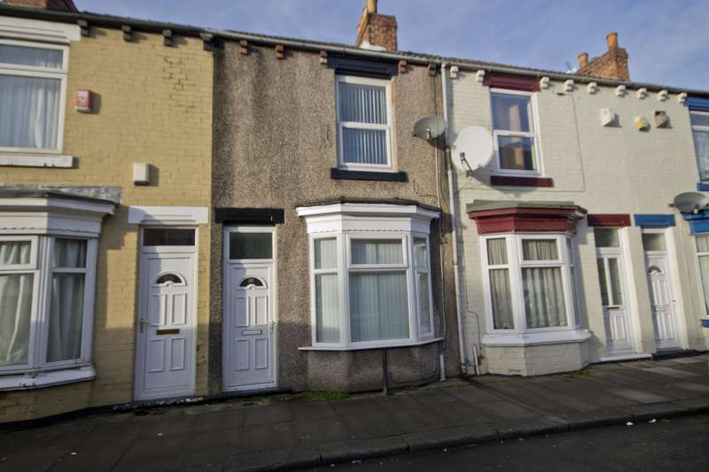 3 Bedrooms Terraced House for sale in Costa Street, Middlesbrough, TS1 4PL