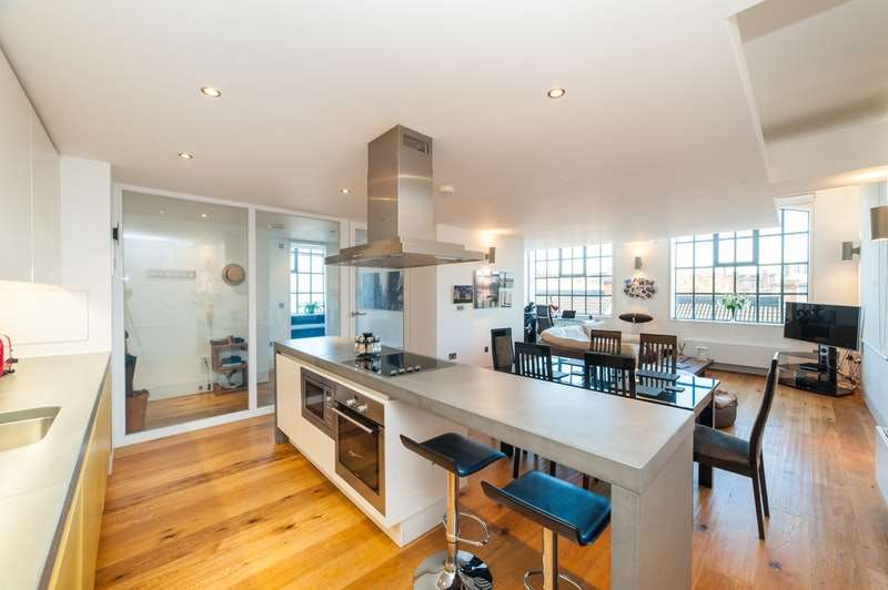 2 Bedrooms Flat for sale in Inkerman Road, St. Albans, Hertfordshire, AL1