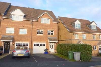 3 Bedrooms House for rent in Merlin Road, Prenton