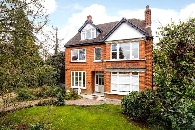 2 Bedrooms Flat for sale in Kingsleigh House, 5 St. Albans Gardens, Teddington, TW11