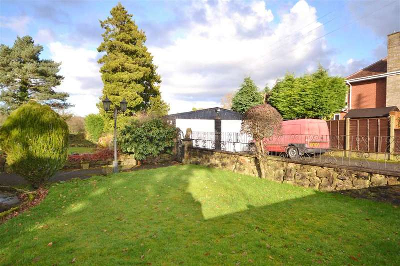 Land Commercial for sale in Building Plot Adjacent To Dene Cottage, Pear Tree Lane, Euxton, Chorley