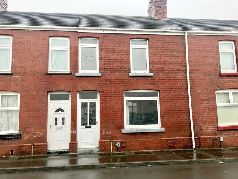 3 Bedrooms Terraced House for sale in Glanymor Street, Briton Ferry, Neath