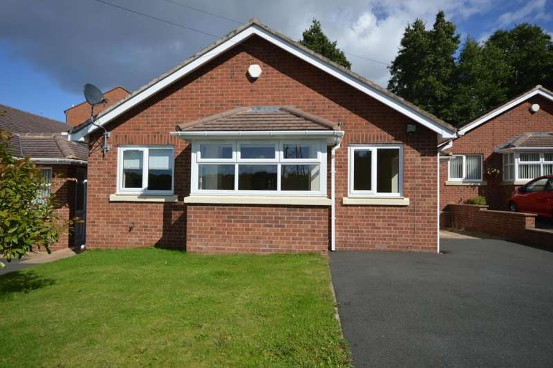 3 Bedrooms Detached Bungalow for rent in Western Rise, Ketley, Telford, TF1
