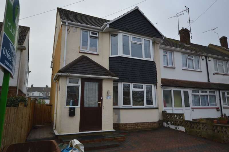 3 Bedrooms Property for rent in Hilltop Road, Rochester, ME2