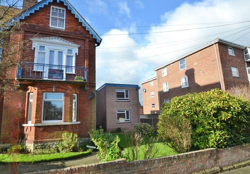2 Bedrooms Flat for sale in Swanage