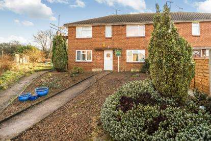 2 Bedrooms Flat for sale in Elm Close, Cookley, Kidderminster, 7 Elm Close