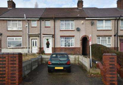 3 Bedrooms Terraced House for sale in Wordsworth Avenue, Sheffield, South Yorkshire