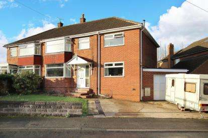4 Bedrooms Semi Detached House for sale in Brookside, Rotherham, South Yorkshire