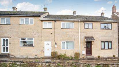 2 Bedrooms Terraced House for sale in Martock, Somerset