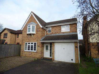 4 Bedrooms Detached House for sale in Elmswell, Bury St Edmunds, Suffolk