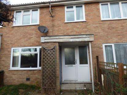 3 Bedrooms Terraced House for sale in Bury St Edmunds, Suffolk, .