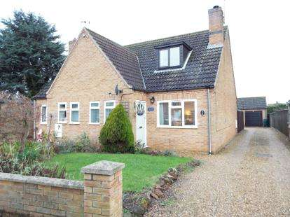 2 Bedrooms Semi Detached House for sale in Heacham, Kings Lynn, Norfolk