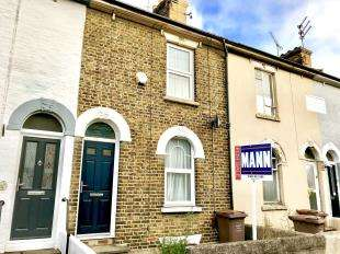 2 Bedrooms Terraced House for sale in Railway Street, Gillingham, Kent