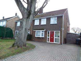 3 Bedrooms Semi Detached House for sale in Hythe Road, Willesborough, Ashford, Kent