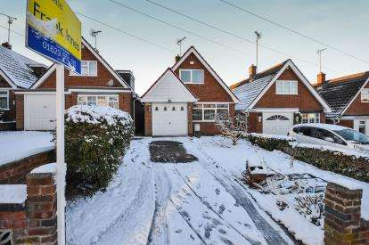 3 Bedrooms Detached House for sale in Bank Avenue, Sutton-in-Ashfield