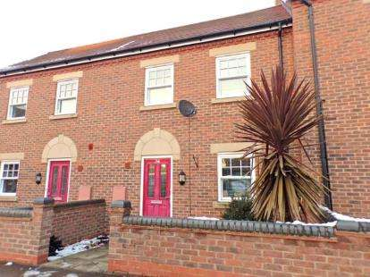 2 Bedrooms Terraced House for sale in Crowsley Road, Kempston, Bedford, Bedfordshire