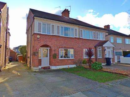 3 Bedrooms Semi Detached House for sale in Gurney Road, Northolt