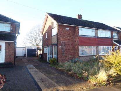 3 Bedrooms Semi Detached House for sale in Carterweys, Dunstable, Bedfordshire, England