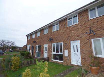 3 Bedrooms Terraced House for sale in Carroll Close, Newport Pagnell, Milton Keynes, Bucks