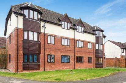 2 Bedrooms Flat for sale in Heron Drive, Bicester, Oxfordshire